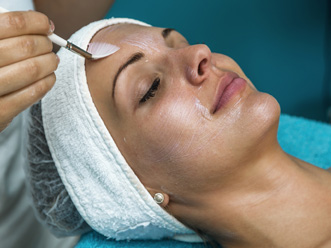 Chemical Peel - Flower Mound, Texas